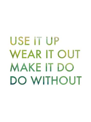 Make Do by Clara Wells