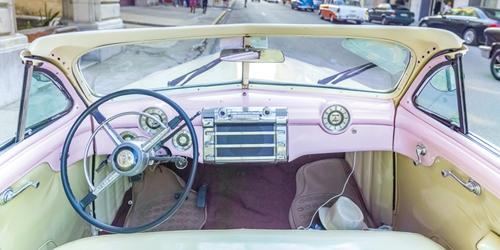 Road Trip in Rhubarb and Custard by Assaf Frank