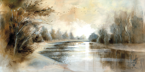 Winding River - Anne Farrall Doyle