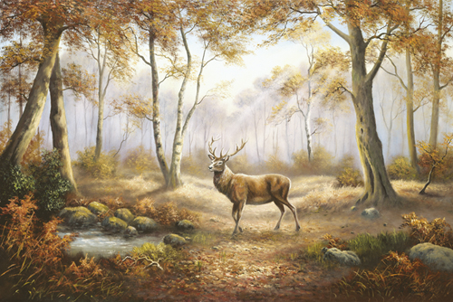 The Leader of the Herd by Wendy Reeves
