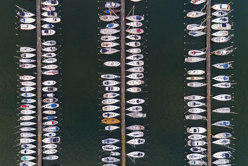 Sailing Prospect by Mikael Svensson
