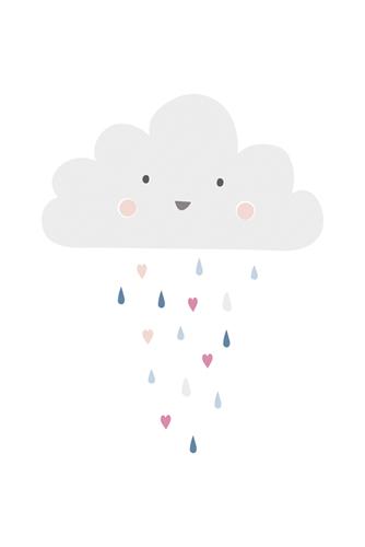 Happy Cloud by Clara Wells