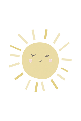 Happy Sunshine by Clara Wells
