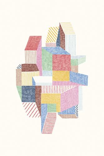 Urban Tempo - Assemble by Maja Gunnarsdottir