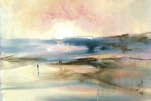 At Peace - Anne Farrall Doyle
