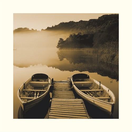Tranquil Mist II - Peter Adams