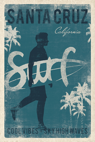 Surfing Vibes by Rufus Coltrane