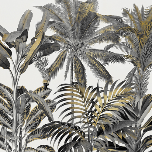 Golden Tropics by Tania Bello