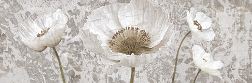 Damask Panel by Tania Bello