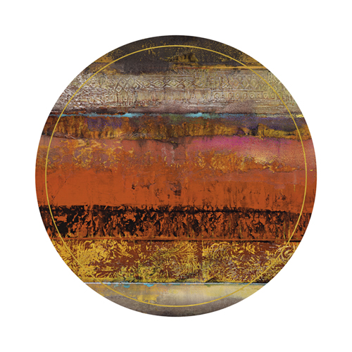 Evoke I - Gold Disc by Douglas
