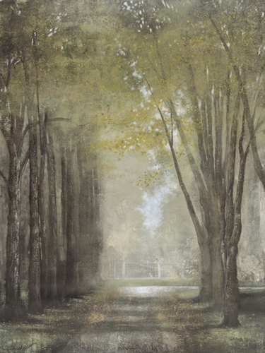 Quietly in the Mist by Williams