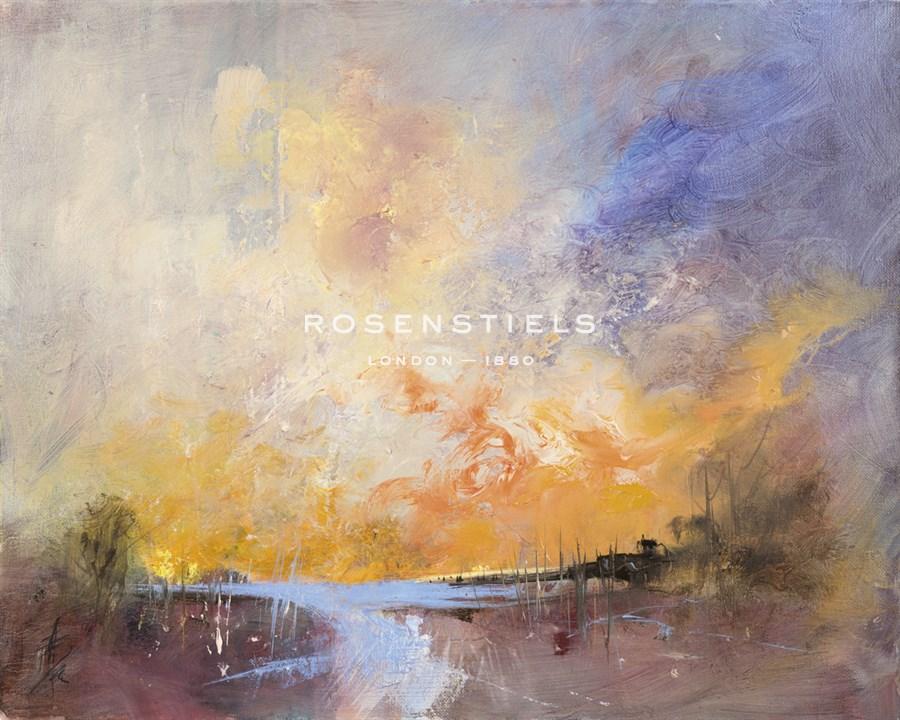 Sky Ablaze - Anne Farrall Doyle
