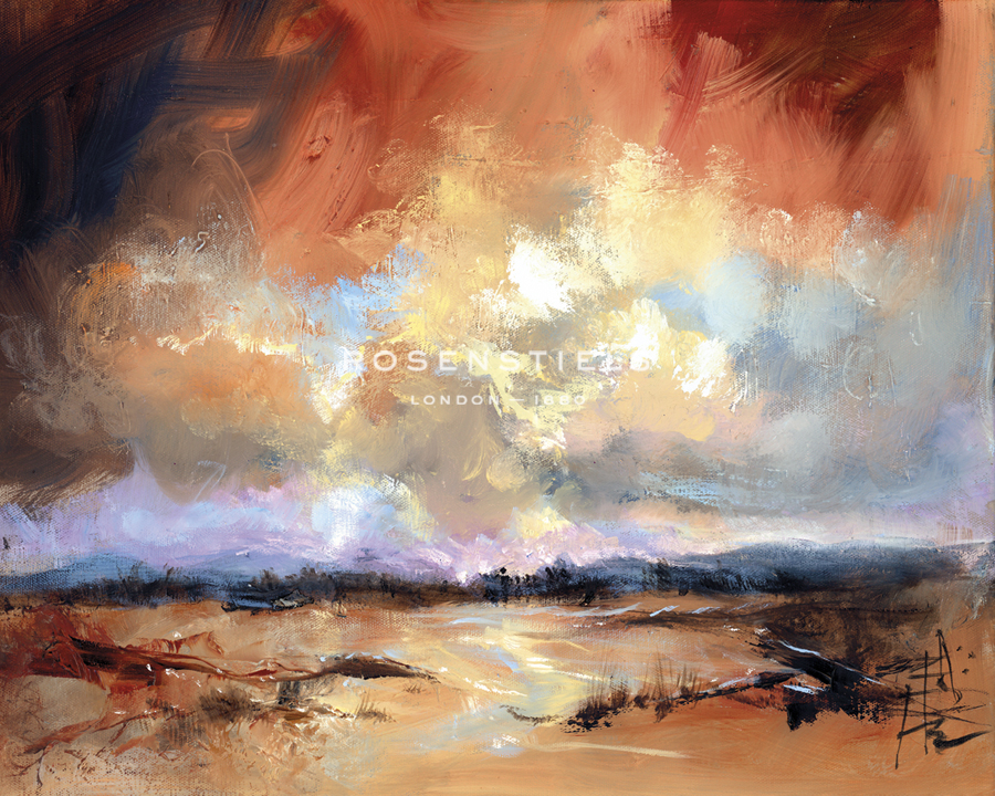 Evening Welcome - Anne Farrall Doyle