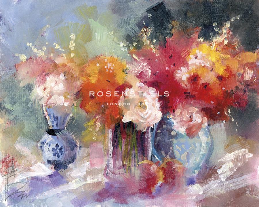 Summer Explosion  - Anne Farrall Doyle