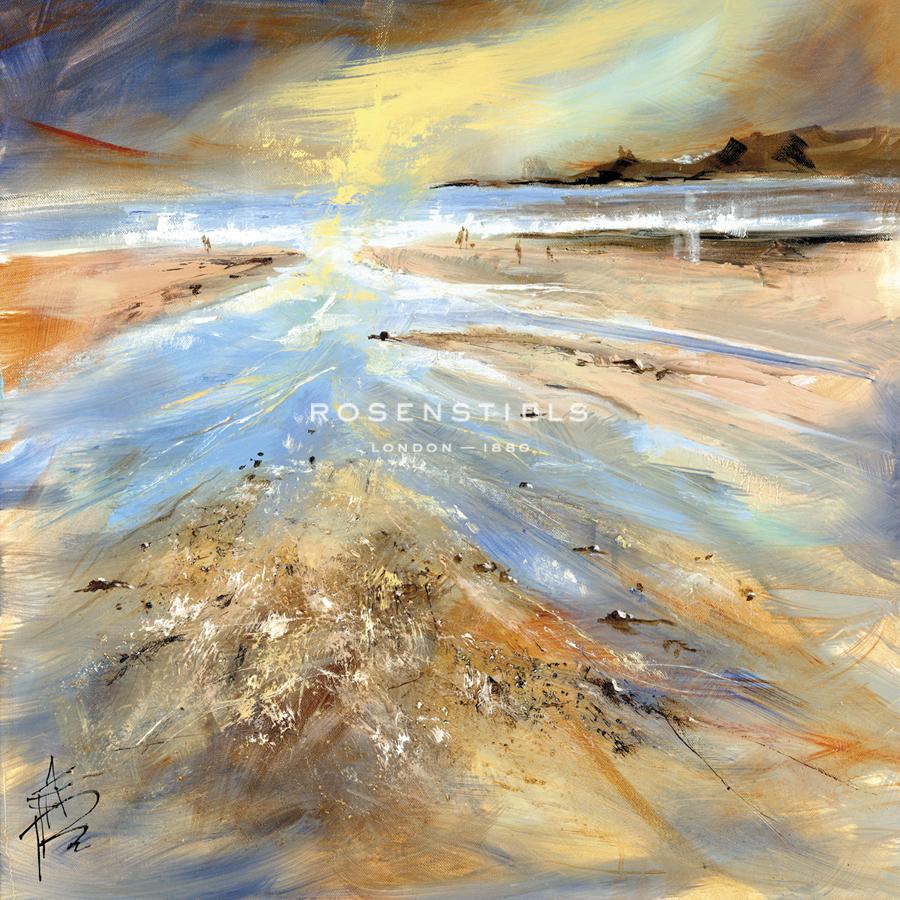Golden Evening - Anne Farrall Doyle