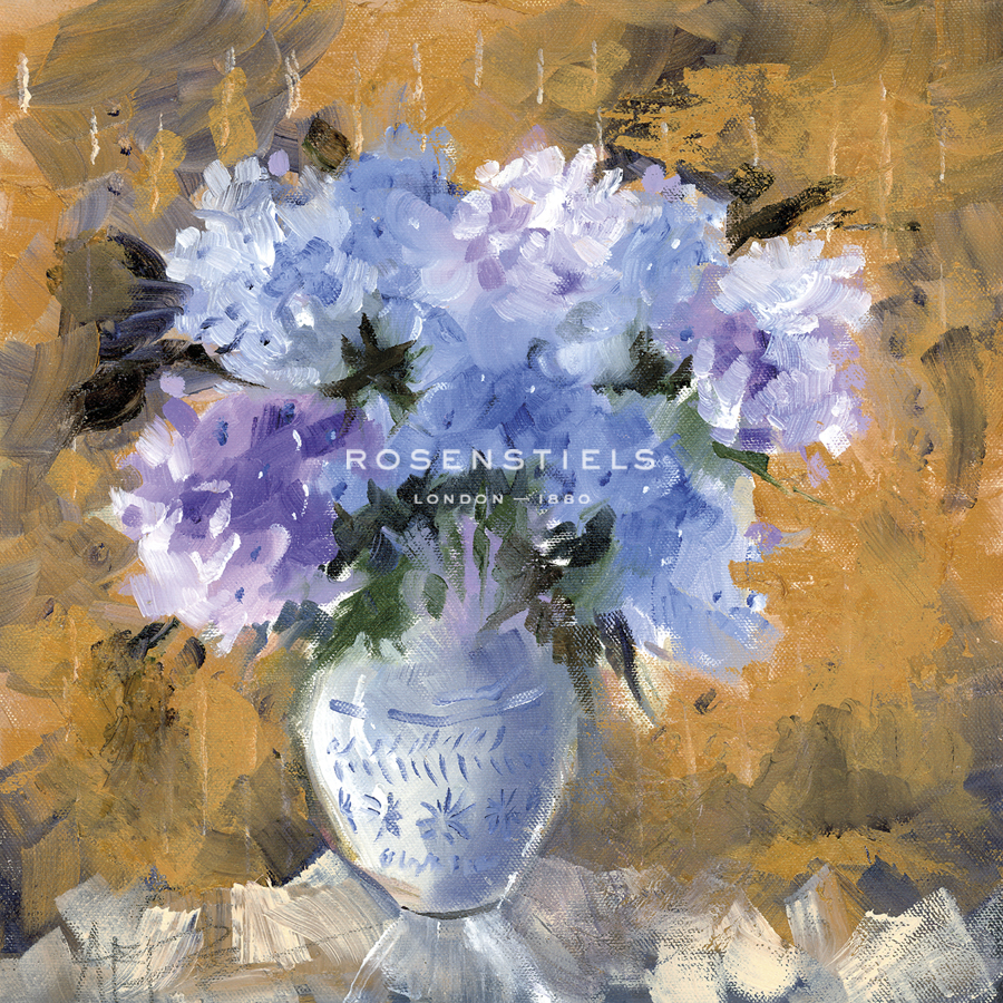 Hydrangea Golden - Anne Farrall Doyle