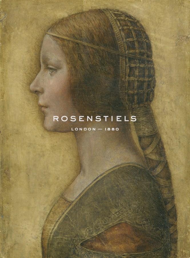 Portrait of a Young Fiancee - Leonardo da Vinci