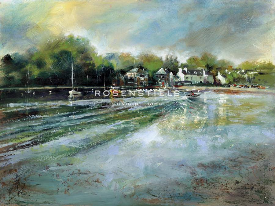 The Creek - Anne Farrall Doyle
