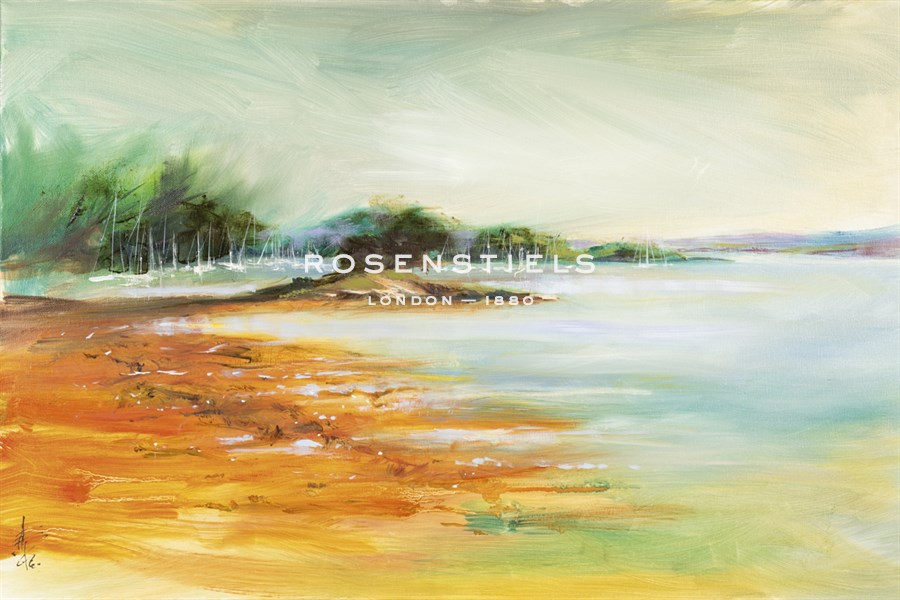 West Coast Inlet - Anne Farrall Doyle