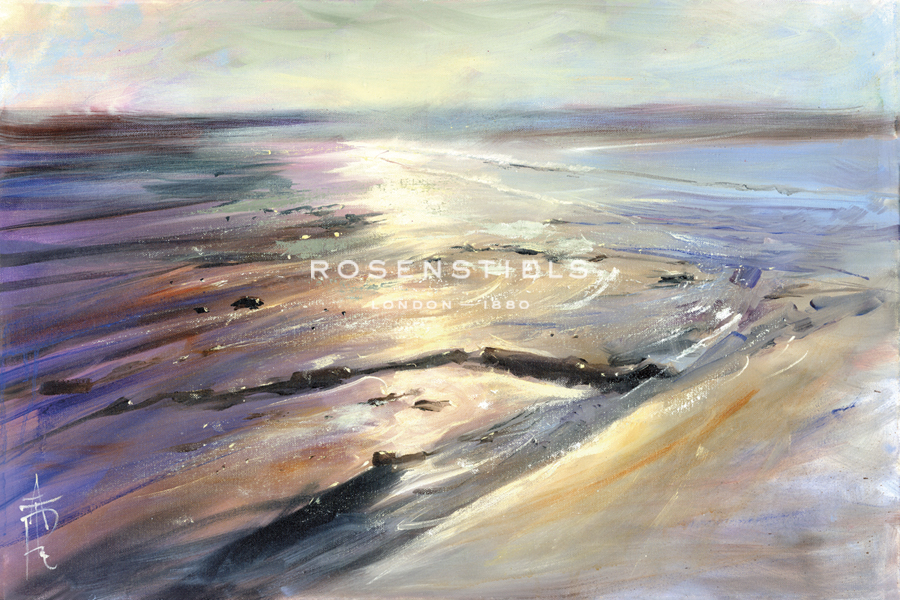 Evening Setting - Anne Farrall Doyle