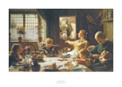 One of the Family by Frederick C. Cotman