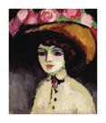 The Parisienne of Montmartre, 1903 by Kees Van Dongen