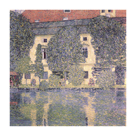 The Schloss Kammer by Gustav Klimt