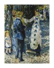 La Balancoire by Pierre Auguste Renoir