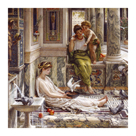 Corner of the Villa by Sir Edward John Poynter