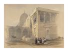 Tomb of the Khalifs by David Roberts