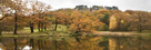Autumn Reflections I by Joseph Eta