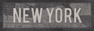 Vintage New York by The Vintage Collection