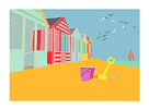 Summer Bay III by Emily Burningham