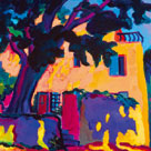 A Shady Corner by Gerry Baptist