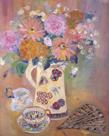 Floral Jug II by Andrea Tana