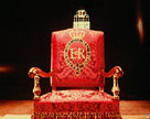 Coronation Throne, 1953 by British Pathe