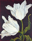 Twilight Tulip by Leigh Banks