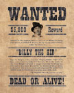 Billy The Kid by The Vintage Collection