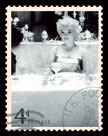 Movie Stamp III by The Vintage Collection
