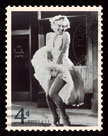 Movie Stamp VI by The Vintage Collection
