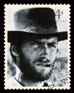 Movie Stamp IX by The Vintage Collection