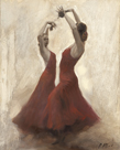 Flamenco I by Michael Alford
