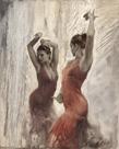 Flamenco II by Michael Alford