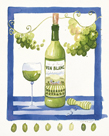 Vin Blanc by Sophie Allport
