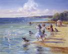 Seaside Scherzando by Judy Talacko