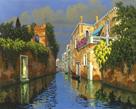Romance of Venice by Lucio Sollazzi
