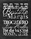 Places to Be - Paris by Lottie Fontaine