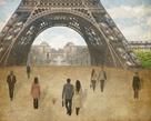 A Parisien Stroll by Midori Greyson