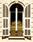Elegant Window by Malcolm Sanders