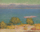 Vue d' Antibes by John Peter Russell